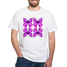 Mirrored Awareness Butterflies T-Shirt