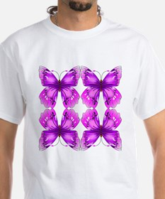 Mirrored Awareness Butterflies T-Shirt