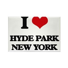 I love Hyde Park New York Magnets