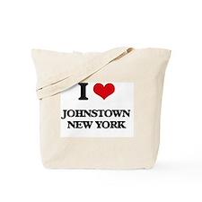 I love Johnstown New York Tote Bag
