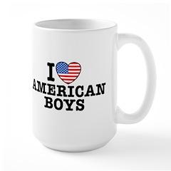 I love American Boys Mug