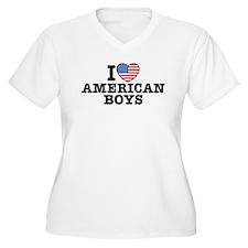 I love American Boys T-Shirt