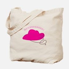 Accessorize! Tote Bag