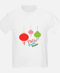 Patio Party Time T-Shirt