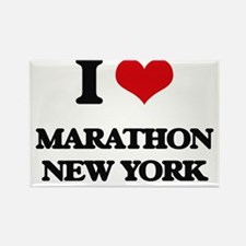 I love Marathon New York Magnets