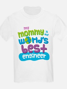 Engineer Mom (Best) T-Shirt