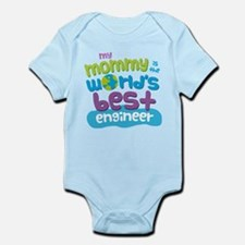 Engineer Mom (Best) Infant Bodysuit