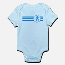 Table Tennis Stripes (Blue) Body Suit
