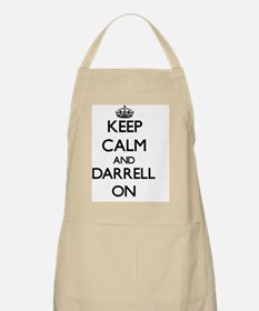 Keep Calm and Darrell ON Apron