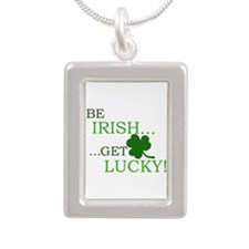 Be Irish Get Lucky Necklaces