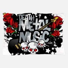 Death Metal Pillow Case