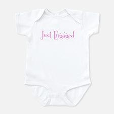Just Engaged Infant Bodysuit
