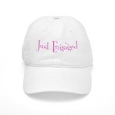 Just Engaged Baseball Cap
