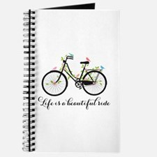 Life is a beautiful ride Journal