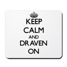 Keep Calm and Draven ON Mousepad