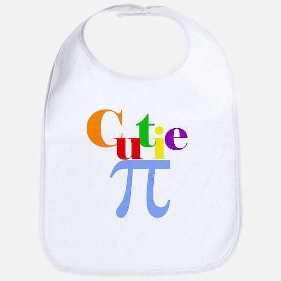 Cutie Pie or Cutie Pi Bib