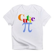 Cutie Pie or Cutie Pi Infant T-Shirt