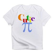 Cutie Pie or Cutie Pi Infant T-Shirt