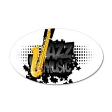 Jazz Wall Decal