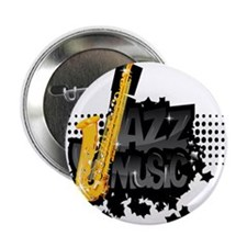 "Jazz 2.25"" Button (10 pack)"