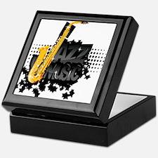Jazz Keepsake Box