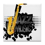 Jazz Drink Coasters