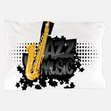 Jazz Pillow Case