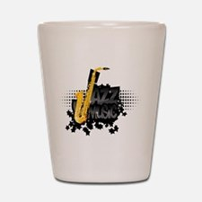 Jazz Shot Glass