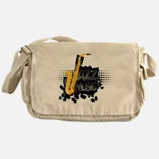 Jazz Messenger Bag