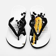 Jazz Flip Flops