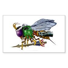 The American Killer Bee Decal