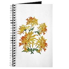 Golden Chrysanthemums Journal