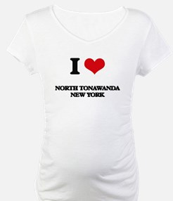 I love North Tonawanda New York Shirt