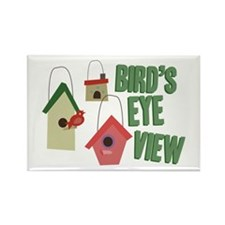 Bird's Eye View Magnets