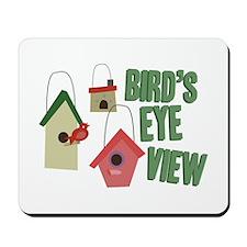 Bird's Eye View Mousepad