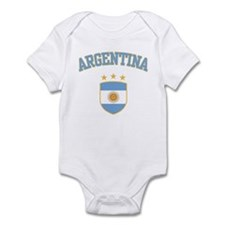 Argentina Infant Bodysuit