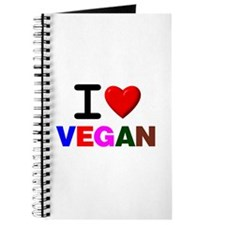 I Love Vegan Journal