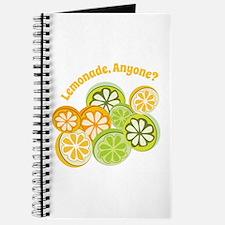 Lemonade Anyone Journal