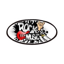 Rock Music Patch
