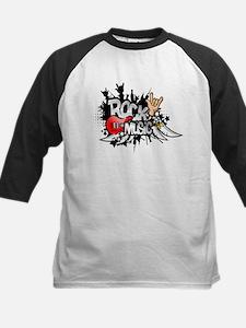 Rock Music Baseball Jersey
