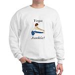 Yoga Junkie Sweatshirt