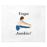 Yoga Junkie King Duvet