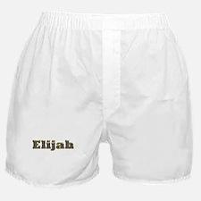 Elijah Gold Diamond Bling Boxer Shorts