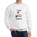 Yoga Addict Sweatshirt