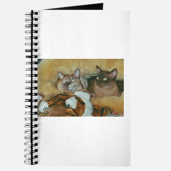 Burmese Cats Journal