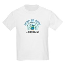 Happy Birthday JACQUELINE (pe T-Shirt