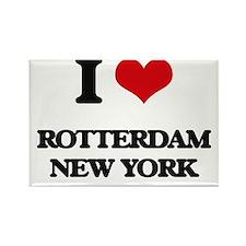 I love Rotterdam New York Magnets