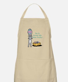 Pay it Forward this Easter Sunday! Apron