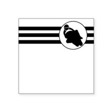 Motorcycle Racing Stripes Sticker