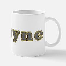 Dwayne Gold Diamond Bling Mugs